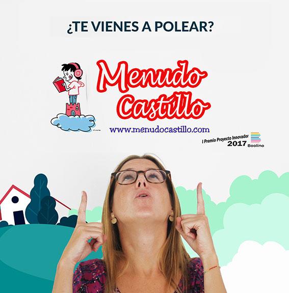 Menudo Castillo entrevista